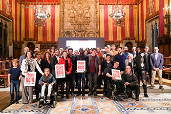 21aefc8447d83 Barcelona city council has awarded our investigative documentary Idrissa